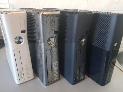 XBOX 360 konsolė