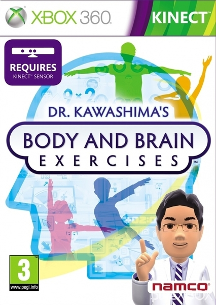 Kinect DR. Kawashima`s Body And Brain Exercises