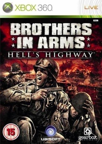 xbox 360 brothers in arms žaidimas naudotas