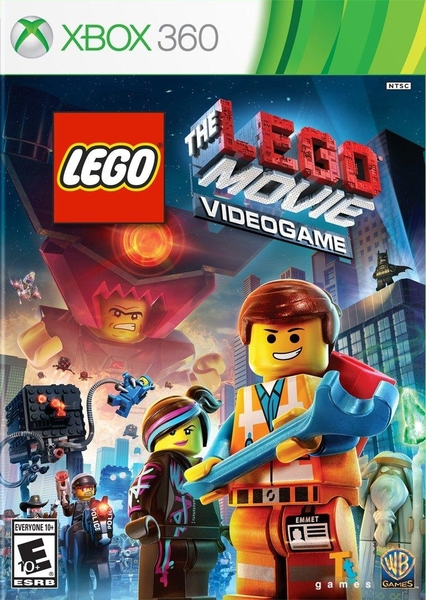 xbox 360 lego movie