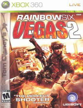 xbox 360 rainbowsix vegas 2