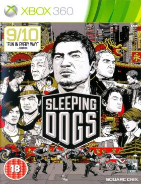 XBOX 360 sleeping dogs