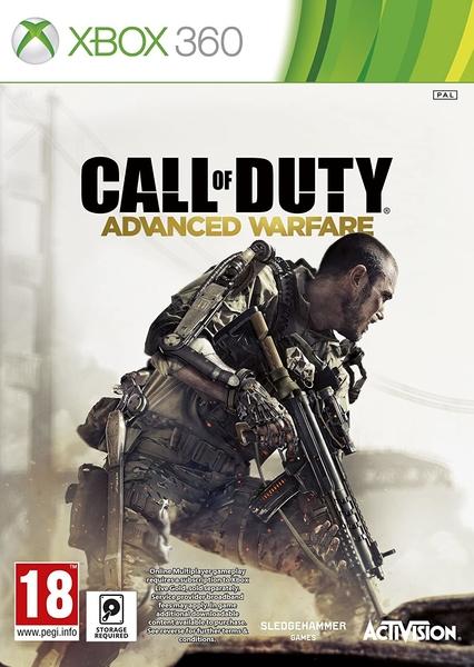 xbox 360 Call of Duty: Advanced Warfare