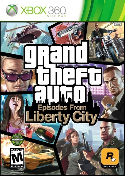 xbox 360 gta liberty city