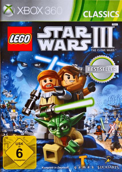 xbox 360 lego star wars III