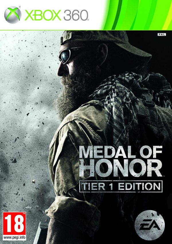 XBOX 360 medal of honor thier