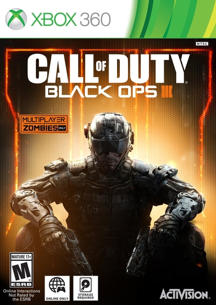 xbox 360 black ops 3