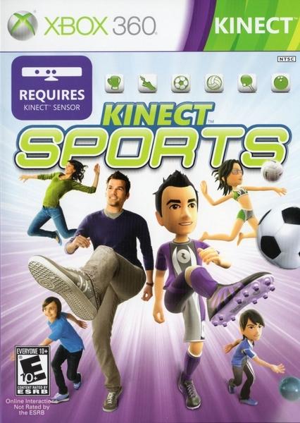 xbox 360 kinect sport zaidimai