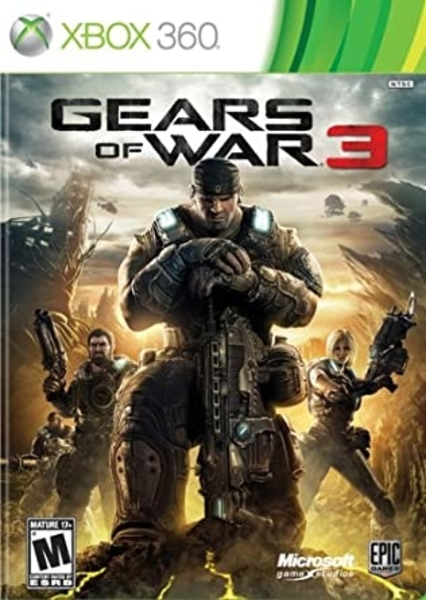 xbox 360 gears of war saudykle zaidimai