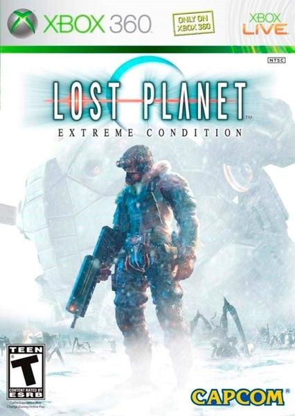 xbox 360 lost planet extreme edition zaidimai xbox