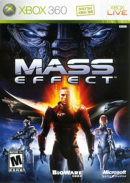 xbox 360 zaidimai mass effect