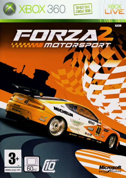 forza motorsport 2 xbox 360 zaidimai