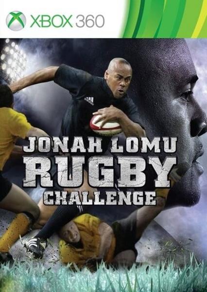 xbox 360 jonah rugby zaidimai