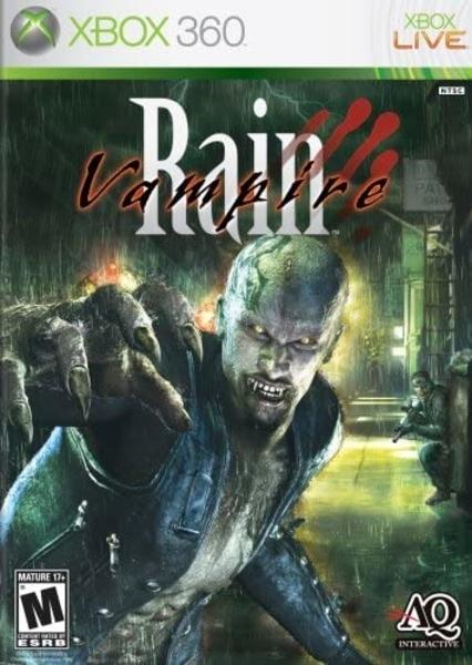 xbox 360 rain vampire