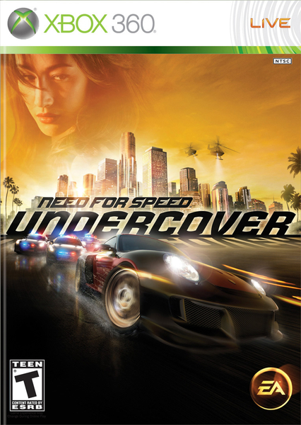 xbox 360 need for speed undecover
