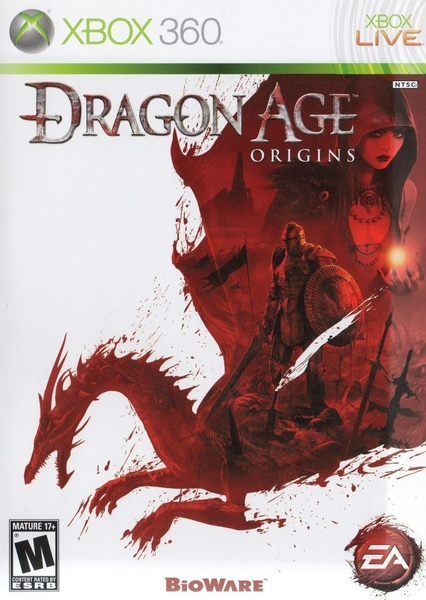 xbox 360 dragon age
