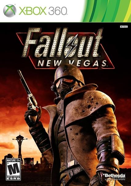 xbox 360 fallout new vegas žaidimai