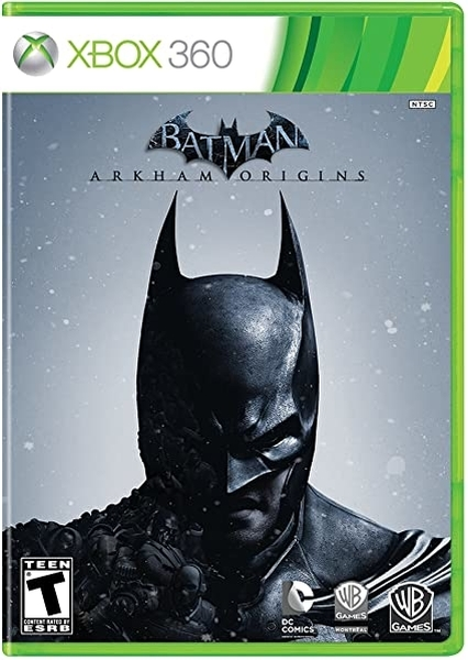 xbox 360 batman origins