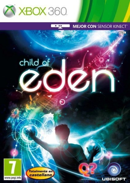 xbox 360 kinect child of eden