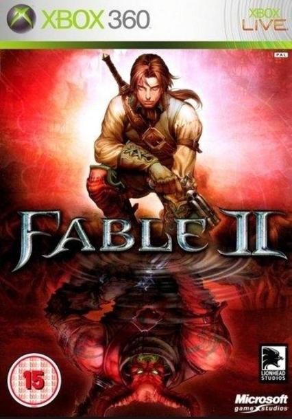 xbox 360 fable II žaidimai