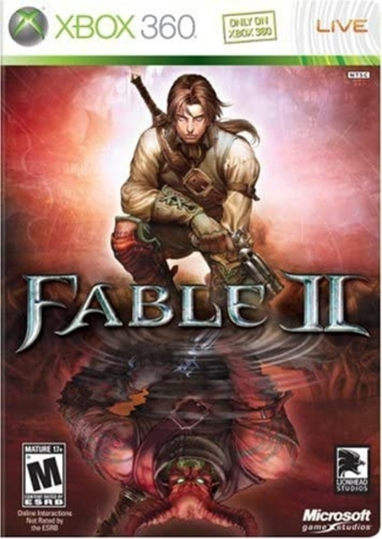 xbox 360 fable 2