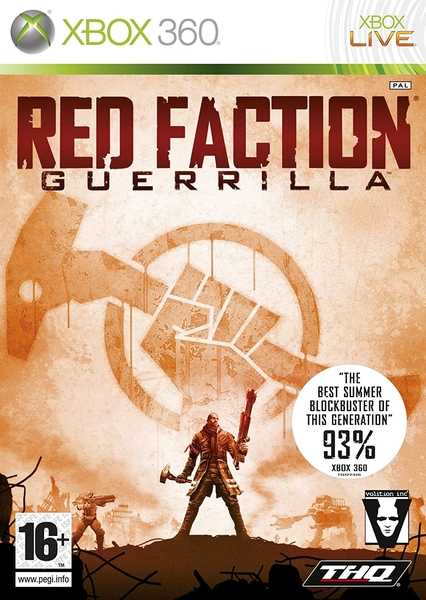 xbox 360 red faction