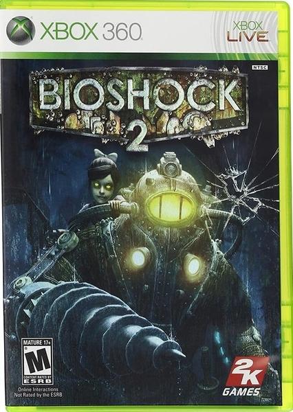 xbox 360 bioshock2