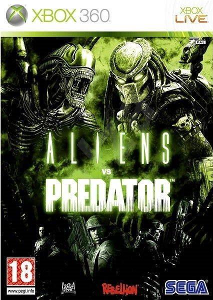 xbox zaidimai aliens predator