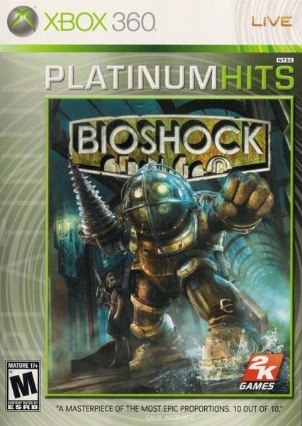 xbox 360 bioschock
