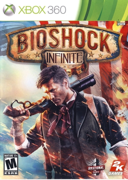 xbox 360 bioshockinfinite