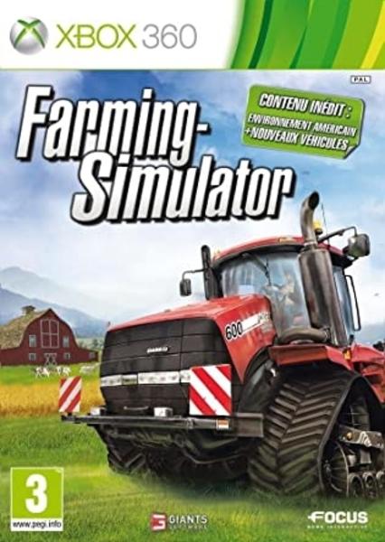 xbox 360 farming simulator