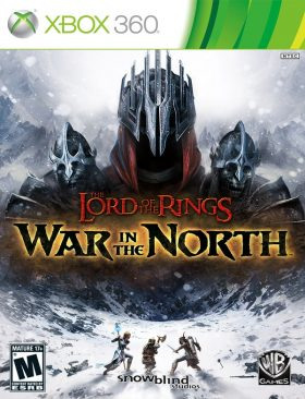 xbox 360 the lords of rings