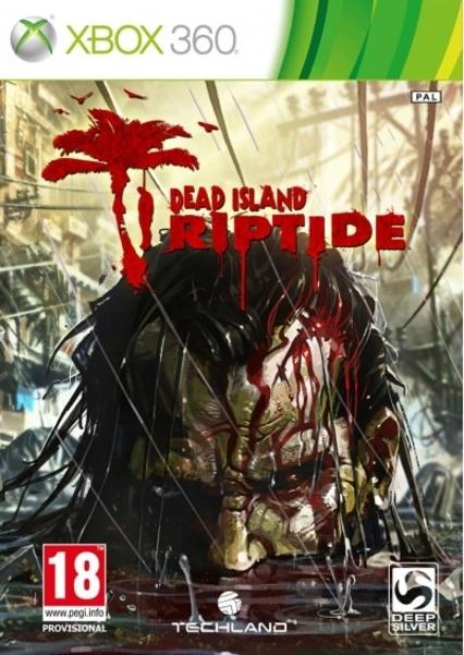 xbox 360 dead island riptide zaidimai