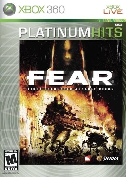 xbox 360 zaidimai fear