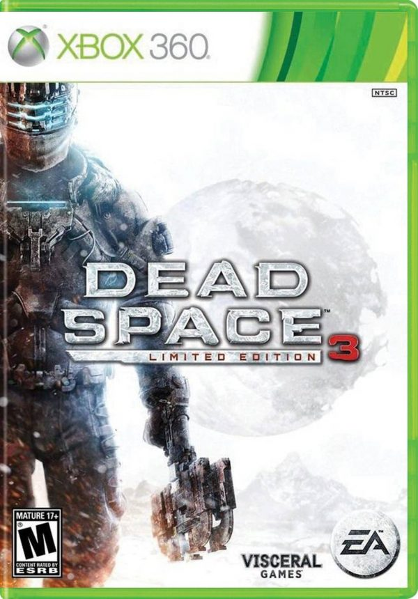 Dead Space 3 XBOX