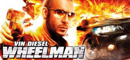 Vin Diesel Wheelman xbox žaidimai