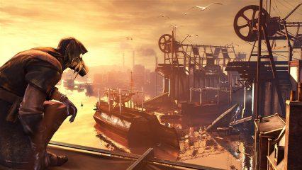 Dishonored xbox žaidimai