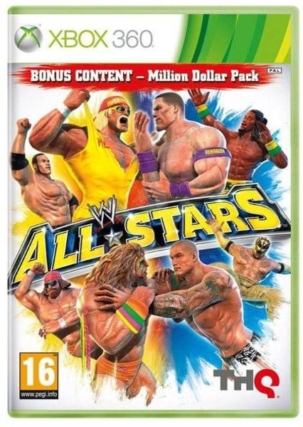xbox 360 all stars