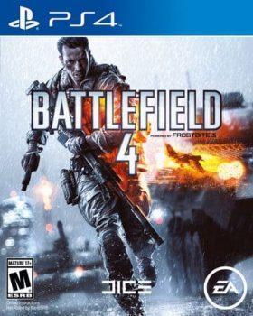 battlefield 4 ps4 žaidimai