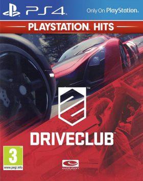 driverclub ps4 žaidimai