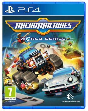 micromachines ps4 žaidimai
