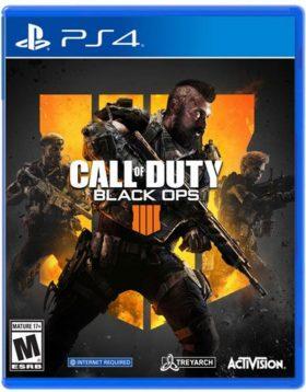 Black ops žaidimai ps4