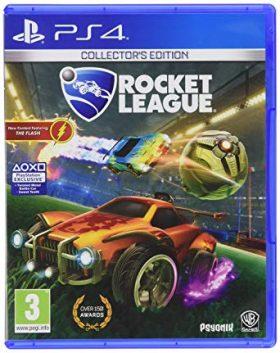 Rocket League ps4 žaidimai