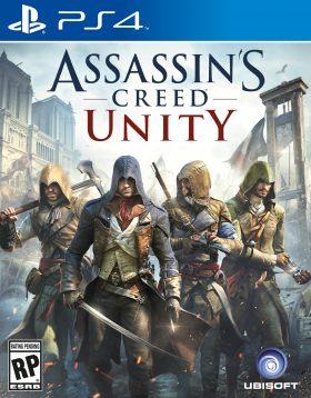 Assassins Creed Unity PS4 žaidimai