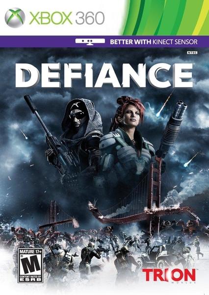 xbox 360 defiance