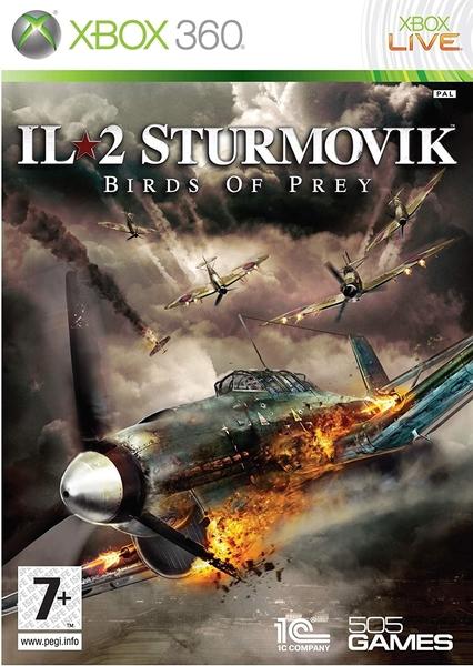 xbox 360 IL 2 Sturmovik