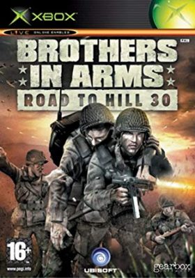 xbox 360 brothers in arms