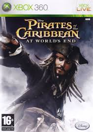 xbox 360 pirates caribbean