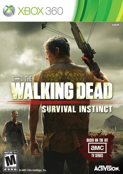 walking dead xbox 360 zaidimai