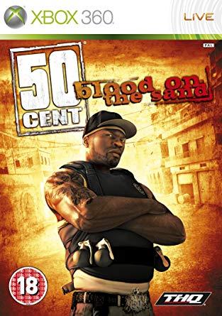 XBOX 360 50 cent